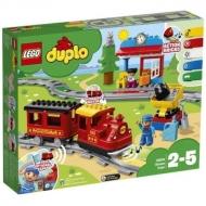 LEGO デュプロ 10874 キミが車掌さん!おしてGO機関車デラックス