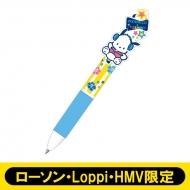 SUNNY×ポチャッコ コラボ3色ボールペン(ハイビスカス)【ローソン・Loppi・HMV限定】