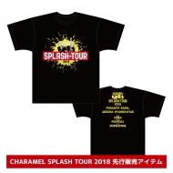 ビッグTシャツ / CARAMEL SPLASH TOUR 2018