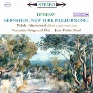 牧神の午後への前奏曲、遊戯、夜想曲より:レナード・バーンスタイン指揮&ニューヨーク・フィルハーモニック (180グラム重量盤レコード/Speakers Corner)