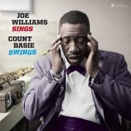 Joe Williams Sings Basie Swings (180グラム重量盤レコード/Jazz Images)