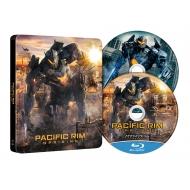 パシフィック・リム:アップライジング スチール・ブック仕様 ブルーレイ+DVDセット