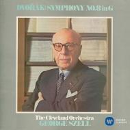 Schubert Symphony No.9, Dvorak Symphony No.8, etc : George Szell / Cleveland Orchestra (1970)(Single Layer)