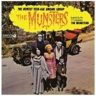 Munsters オリジナルサウンドトラック (アナログレコード)