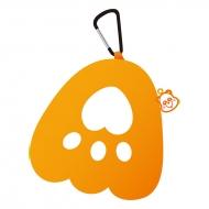 肉球ポーチ(オレンジ)