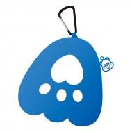 肉球ポーチ(ブルー)