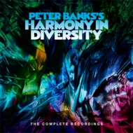 Peter Banks's Harmony In Diversity: The Complete Recordings (6CD)