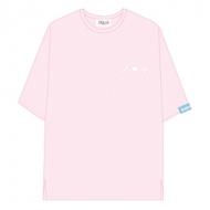 ハーフスリーブTシャツ(PINK)サイズL / 2018 SEVENTEEN CONCERT 'IDEAL CUT' IN JAPAN Official Goods