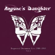 Requested Document Live 1980-83 Vol.2 <SHM-CD/紙ジャケット>