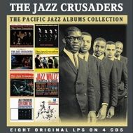 Classic Pacific Jazz Albums (4CD)