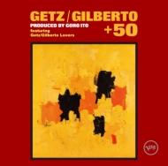 ゲッツ/ジルベルト +50 e.p.(7インチシングルレコード)