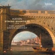 ハイドン(1732-1809)/String Quartet 63 64 65 66 67 68 (Op 64 ): London Haydn Q