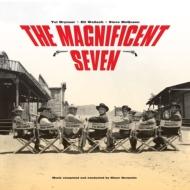 マグニフィセント・セブン オリジナルサウンドトラック (180グラム重量盤レコード/waxtime)