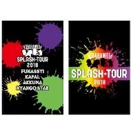 折り畳みミラー CHARAMEL SPLASH TOUR 2018
