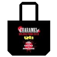 トートバック CHARAMEL SPLASH TOUR 2018