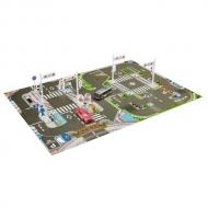 トミカ 信号・標識&マップで免許をゲット!交通安全セット