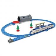 プラレール トンネルを照らそう! ライト付 E7系 新幹線 かがやきベーシックセット
