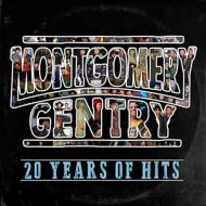 Montgomery Gentry/20 Years Of Hits