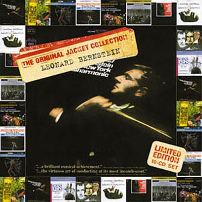Leonard Bernstein Original Jacket Collection