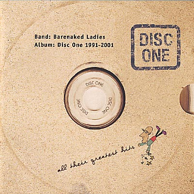 Disc One -All Their Greatesthits (1991-2001)