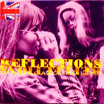 Reflections -22 Brit Girl Classics From 60's