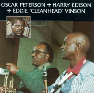 Oscar Peterson / Harry Edison