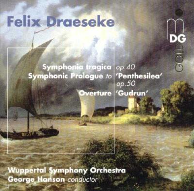 Symphonia Tragica、Gudrun、Penthesilea G.hanson / Wuppertal.so