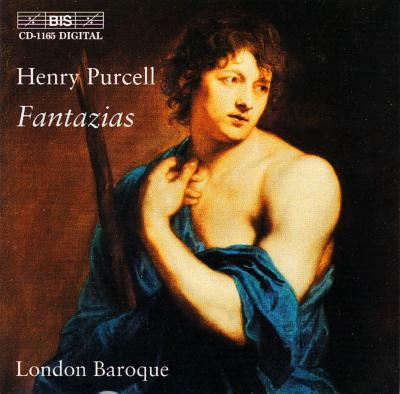 Fantasias: London Baroque