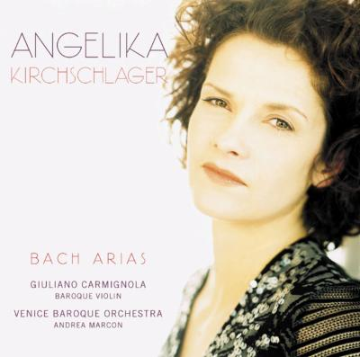 Arias From Sacred Works: Kirchschlager(Ms)Carmignola(Vn)Marcon / Venice Baroque O