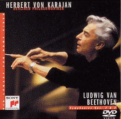 Sym, 2, 3, : Karajan / Bpo (1984)