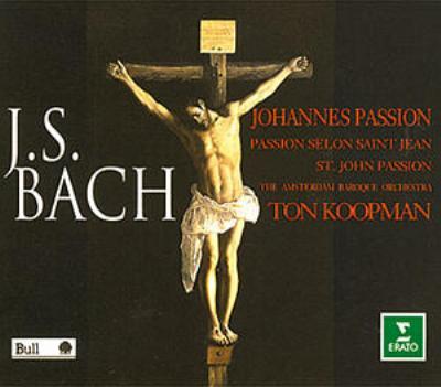 Johannes-passion: Koopman / Amsterdam Baroque.o