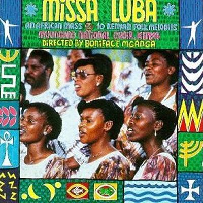 Missa Luba、10 ケニヤ民謡