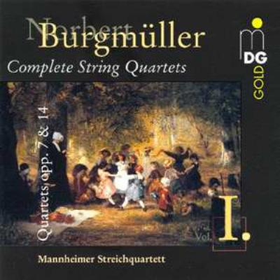 String Quartet.2, 4: Mannheim.sq