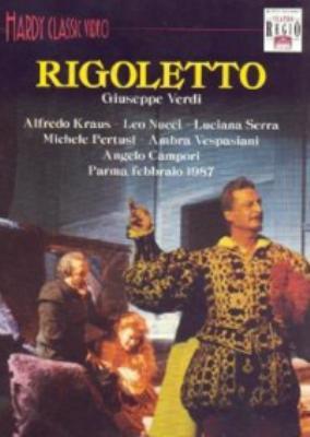 歌劇『リゴレット』全曲 ヌッチ、クラウス、セッラ、ほか(1987)