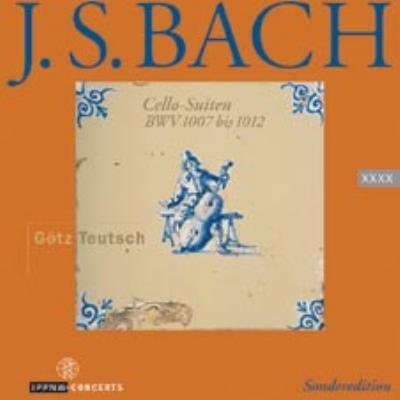 6 Cello Suites: Teutsch(Vc)