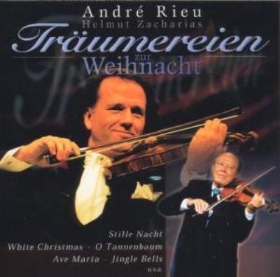 Traeumerein Zur Weihnachten Mit Andre Rieu