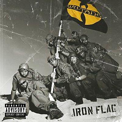 Iron Flag -Clean