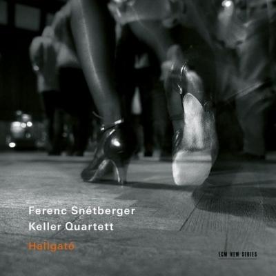 【CD輸入】 Ferenc Snetberger / 『Hallgato〜シュネートベルガー:ギター協奏曲、ショスタコーヴィチ:弦楽四重奏曲第8番、バ