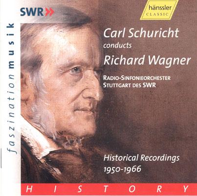 Orch.works: Schuricht / Stuttgartrso