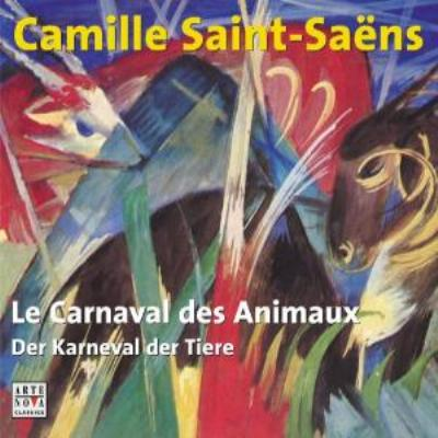 Le Carnaval Des Animaux, Orch.works: Pople / London Festival O