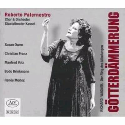 『神々の黄昏』全曲 パーテルノストロ&カッセル州立歌劇場(4CD)