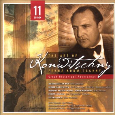 フランツ・コンヴィチュニーの芸術−1(11CD)