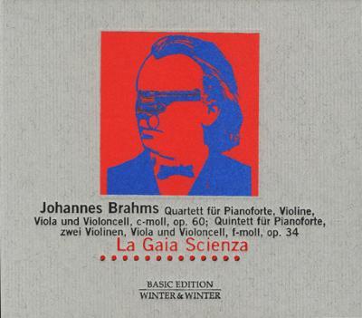 Piano Quartet, Piano Quintet: Lagaia Scienza