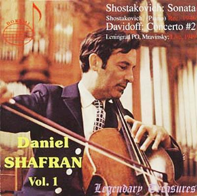 Даниил Шафран Daniel Shafran - Boris Arapov B. Arapov Sonata For Violin And Piano / Adagio And Allegro For French Horn And Piano / Sonata For Cello And Piano