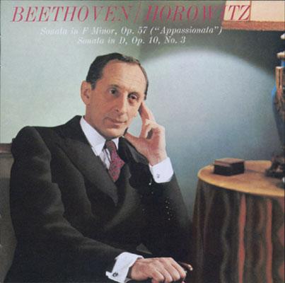 Piano Sonatas.7, 23: Horowitz(P)