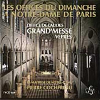 Les Offices Duu Dimanche A Notre-dame De Paris: Cochereau