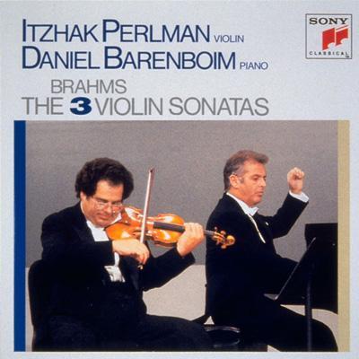 Violin Sonatas.1-3: Perlman / Barenboim