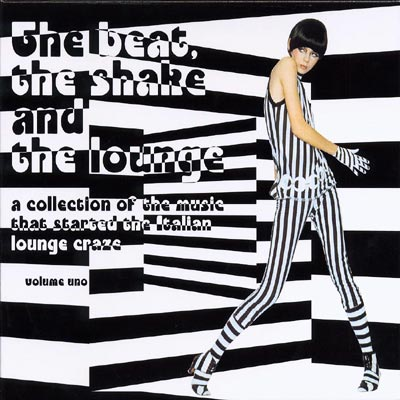 Beat The Shake And The Loungevol.1
