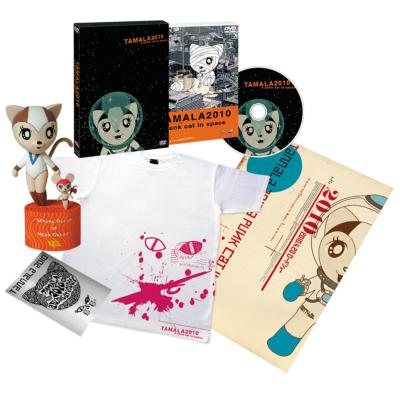 TAMALA2010 a punk cat in space プレミアDVD-BOX