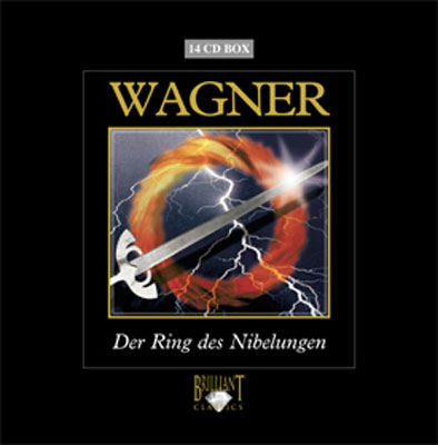 『ニーベルングの指環』全曲 ノイホルト(14CD)